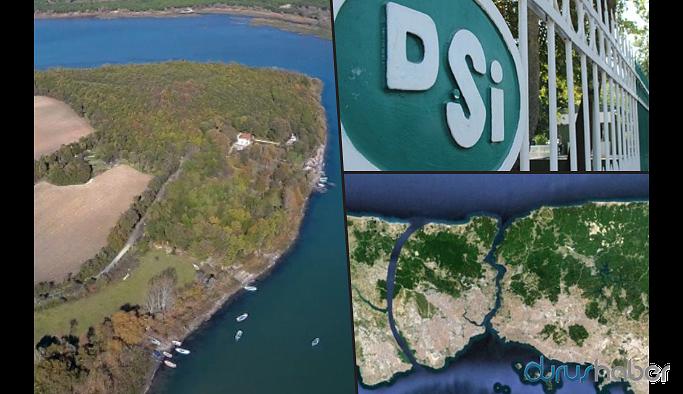 DSİ uyardı: Kanal İstanbul susuz bırakacak