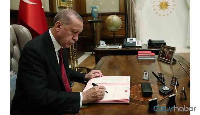 Erdoğan imzaladı! 'Dost' ülkelere anlaşmasız hibe