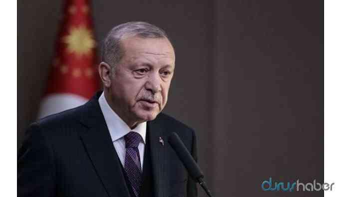Erdoğan: Tel Abyad ve Resulayn'ı terk etmemiz mümkün değil