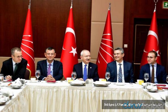 Flaş Haber! Kılıçdaroğlu'ndan yeni ittifak açıklaması!