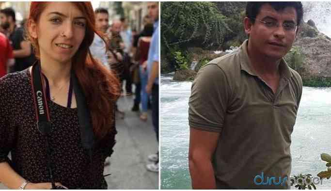 Gazeteci Eser ve Topaloğlu tutuklandı