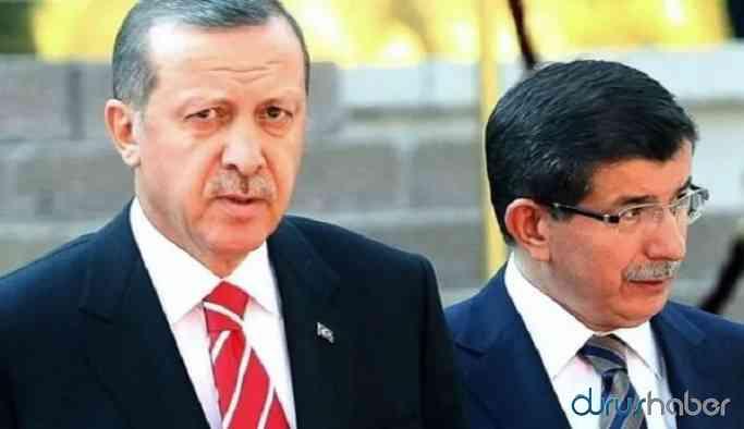 Ahmet Davutoğlu'ndan AKP'ye yönelik ilk hamle geldi!