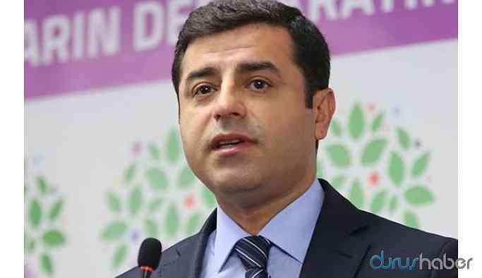 Hastaneden Demirtaş'ın sağlık durumu hakkında açıklama