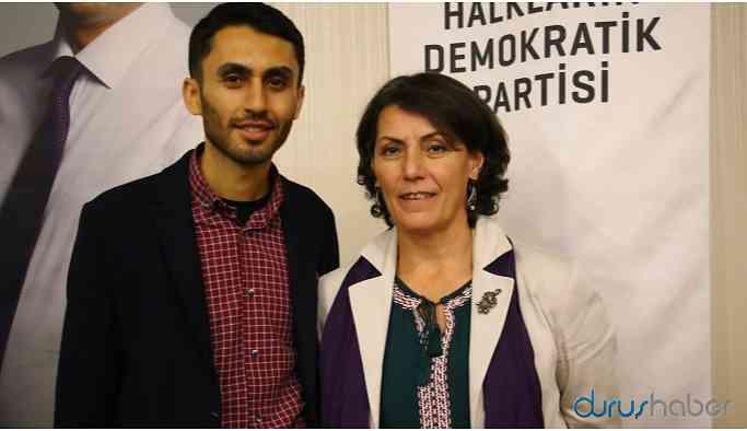HDP Ankara İl Eşbaşkanları seçildi