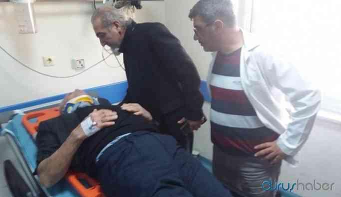 HDP: Demirtaş'ın ailesi cezaevi yolunda kaza geçirdi