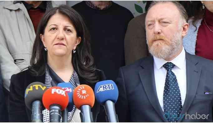 HDP : İnsanlık suçlarını unutmuyoruz