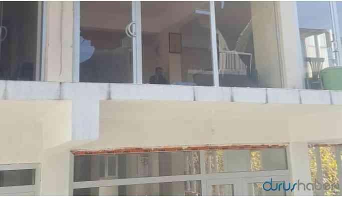 HDP Kulp ilçe binasına ikinci saldırı