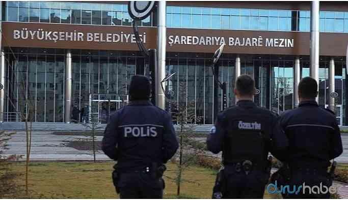 HDP'nin Van'da kazandığı tüm belediyelere kayyum