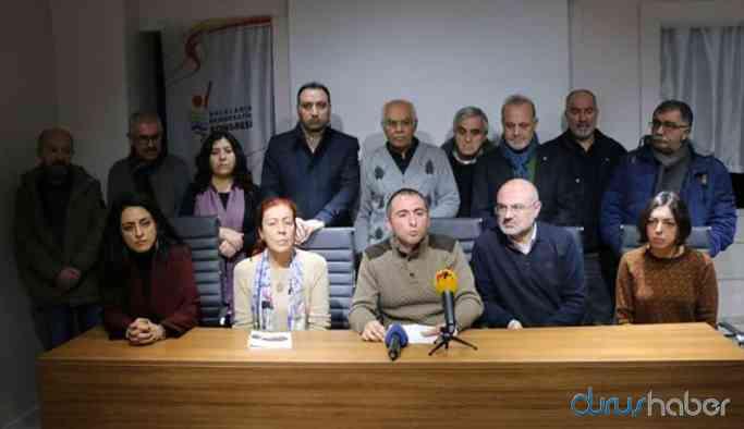 HDP ve HDK: Kanal İstanbul'la Hasankeyf'te yaşanılanlar tekrarlanacaktır