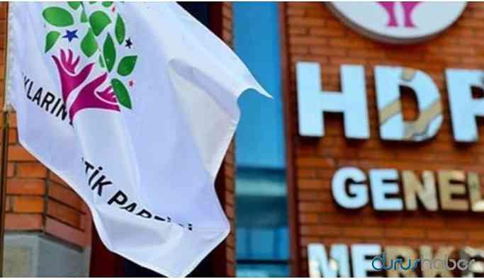 HDP'li 15 bin kişi gözaltına alındı, 6 bin kişi tutuklandı
