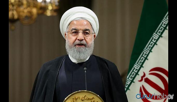 İran: Yaptırımların kaldırılması durumunda ABD'yle görüşmelere açığız