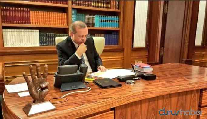 İşte Erdoğan'ın masasındaki anketin sonuçları