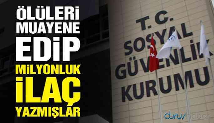 SGK'da akıl almaz işler! İYİ Partili vekil sayıştay raporlarını açıkladı!