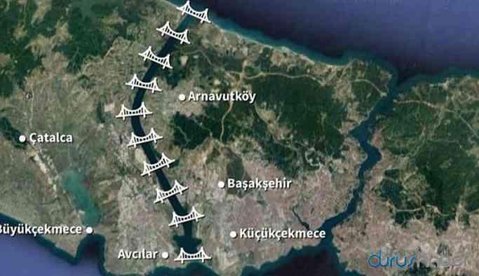 Kanal İstanbul çimento hisselerini uçurdu