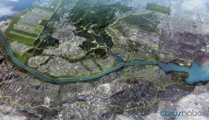 'Kanal İstanbul güzergahında adeta Arap kantonu kuruluyor'