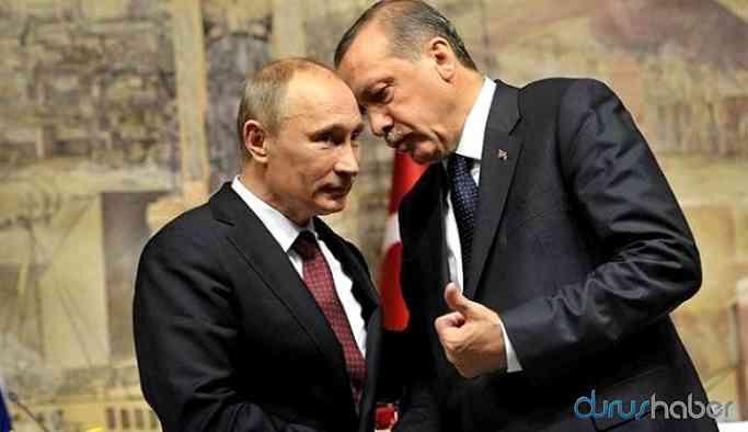 Kremlin Sözcüsü Peskov: Erdoğan ve Putin Libya'ya askeri destek planını görüşecek