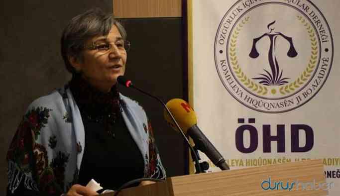 Leyla Güven: AKP de diğerleri gibi çöp sepetine gidecek