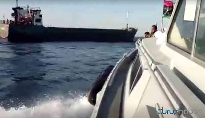 Libya'da Türk mürettebatı alıkonuldu
