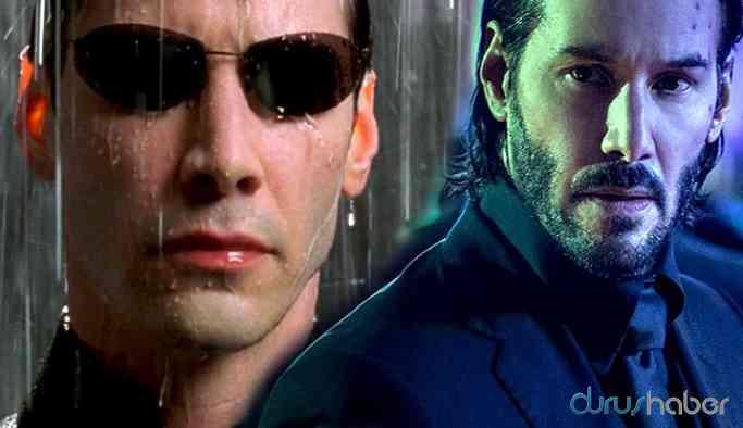 Matrix ve John Wick aynı gün geliyor