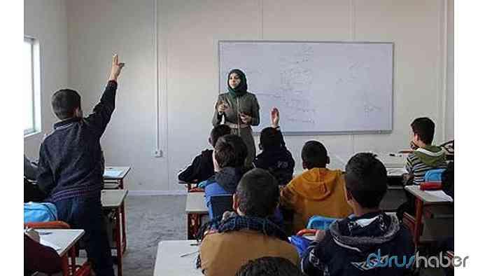 MEB'den 'Suriyeli 830 öğretmen' açıklaması