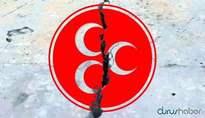 MHP'de istifa depremi! Başkan ve kurul üyeleri istifa etti!