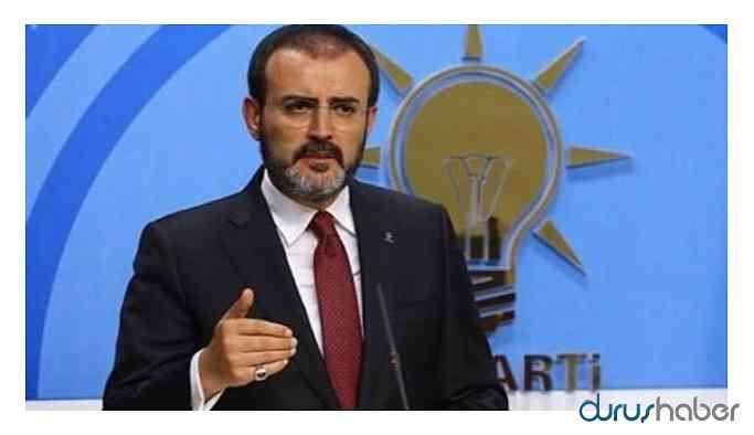 'Milletvekili isterlerse kabul ederim' diyen Akşener'e AKP'den yanıt