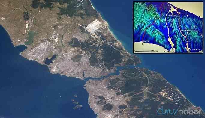 Prof. Dr. Naci Görür: Kanal İstanbul depremin etkisini arttıracak