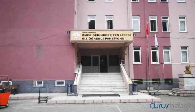 Öğrenci yurdunda 105 kişi hastaneye kaldırıldı