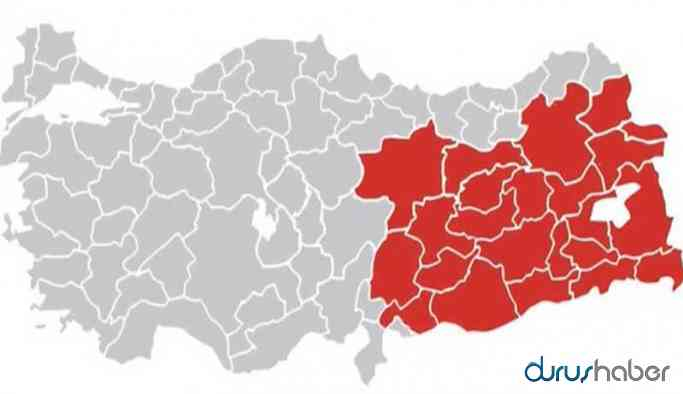 Oluç'tan AKP'li Muş'a: Şark Islahat Planı'nı aynen kopya ettiniz
