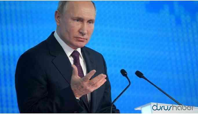 NATO zirvesi devam ederken Putin'den flaş açıklama