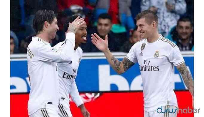 Real Madrid'e sponsor olduğu iddia edilen Bakanlıktan açıklama