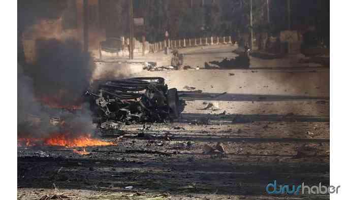 Resulayn'da bombalı saldırı: Ölü ve yaralılar var!