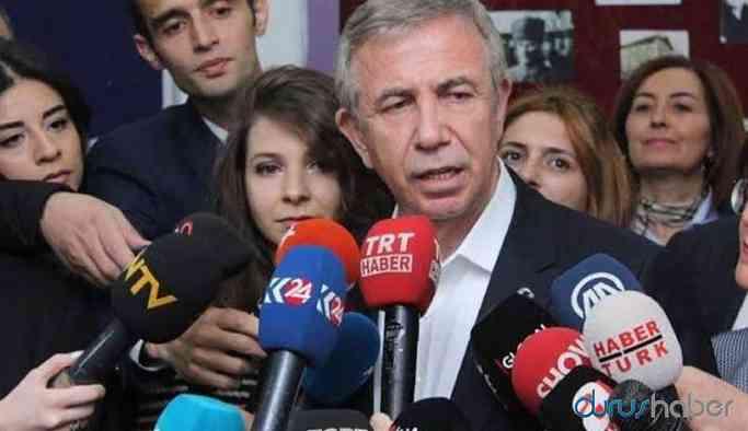 Rüşvet iddiasını yalanlayan Yavaş: CHP'li olsa ne olur, hukuk ne diyorsa o olur