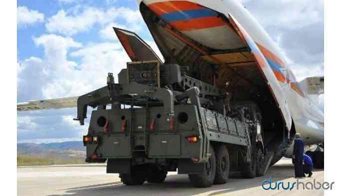 Rusya'dan ikinci parti S-400 açıklaması