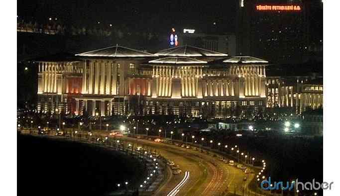 Saray'ın aylık faturası 850 bin lira ödenirken, 3,5 milyon vatandaşın elektriği kesildi!