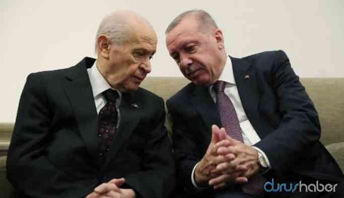 Saray ittifakında kriz: AKP'den MHP hamlesi
