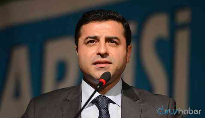 Selahattin Demirtaş Sağlığı ile ilgili HDP'den açıklama