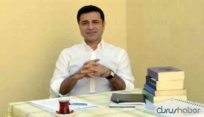 Selahattin Demirtaş'tan dikkat çeken AKP yorumu