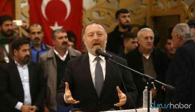Sezai Temelli'den Kanal İstanbul için referandum çağrısı
