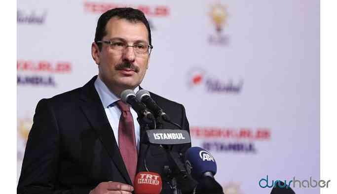 Sınavı geçemeyen AKP'li Yavuz: Son iki gün çalıştık...