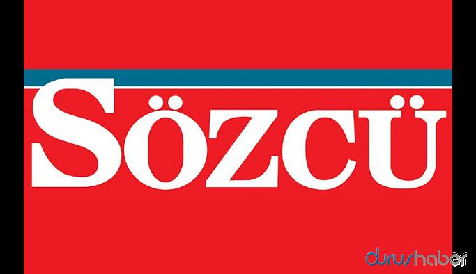 Sözcü yazarlarına 'FETÖ'ye yardım' suçundan hapis