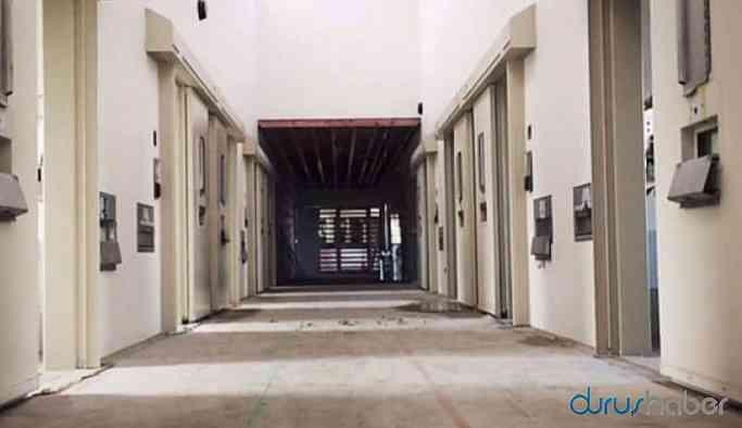 TÜİK: Her 100 bin kişiden 323'ü cezaevinde