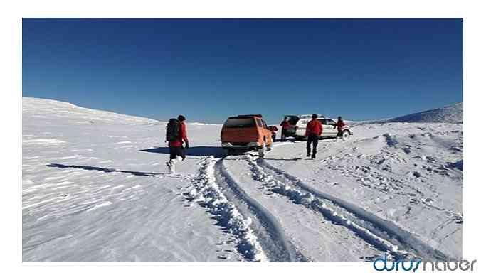 Uludağ'da dağcıları arayan ekip de kayboldu!