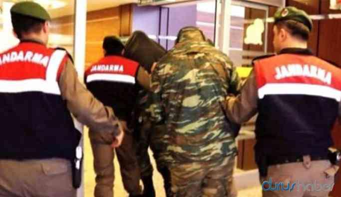Uyuşturucu ticareti yapan rütbeli 4 jandarma tutuklandı