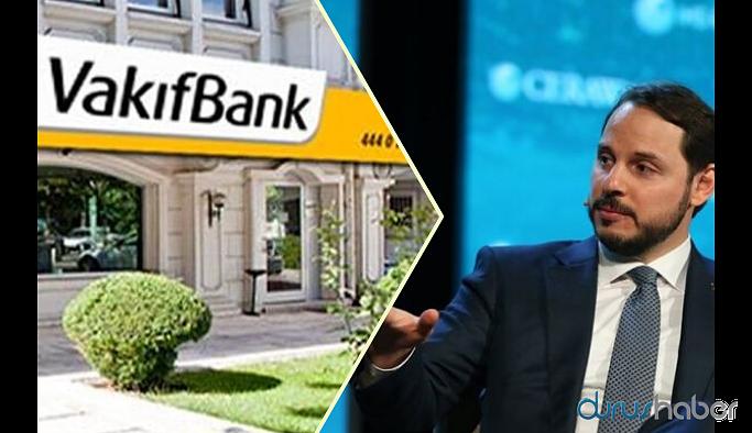 VakıfBank'ın yüzde 58,5'i Bakanlığa devredildi