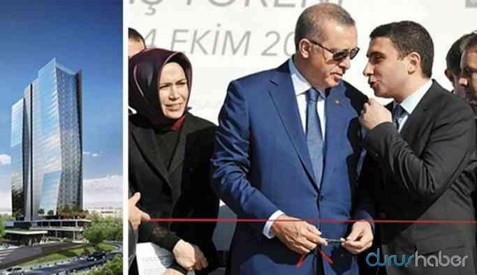 Ziraat Bankası, Erdoğan'ın açılışını yaptığı AVM'ye el koydu