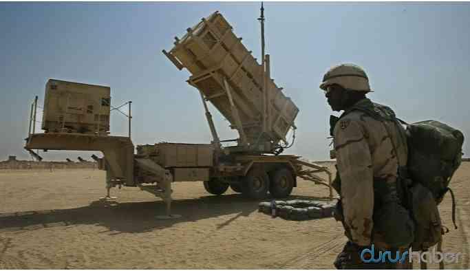 ABD'den, Irak'taki üslere patriot konuşlandırma kararı