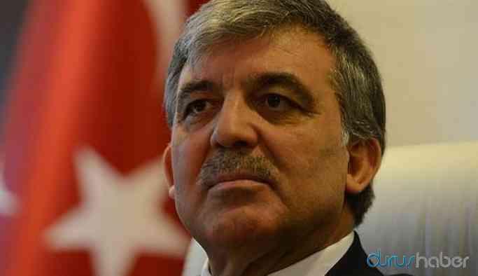 Gül'den AKP'ye 'çevre ve imar' göndermeli deprem mesajı