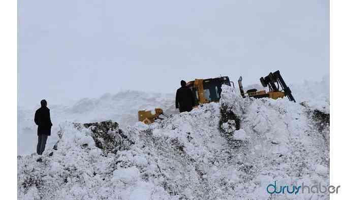 Adana'da çığ altında kalan maden işçisinden acı haber geldi!