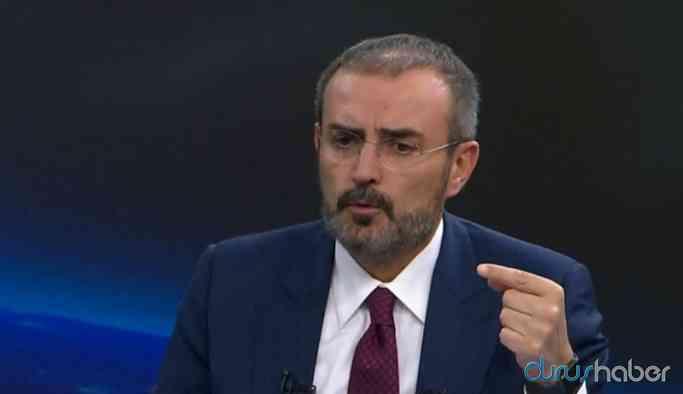 AKP'li Mahir Ünal: İmamoğlu Cumhurbaşkanı Erdoğan gibi konuşuyor